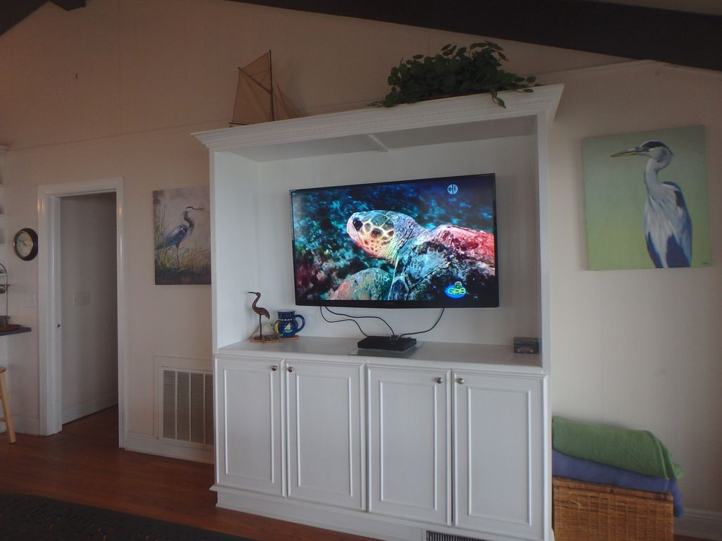 55 inch television