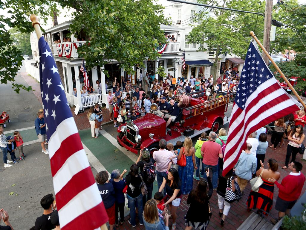 4th of July Parade Edgartown