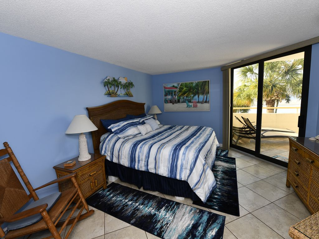 Outstanding Ocean Front View From Laying Or Sitting On Bed In Master Bedroom
