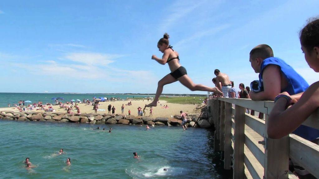 Bucket list item: Jumping off jaws bridge