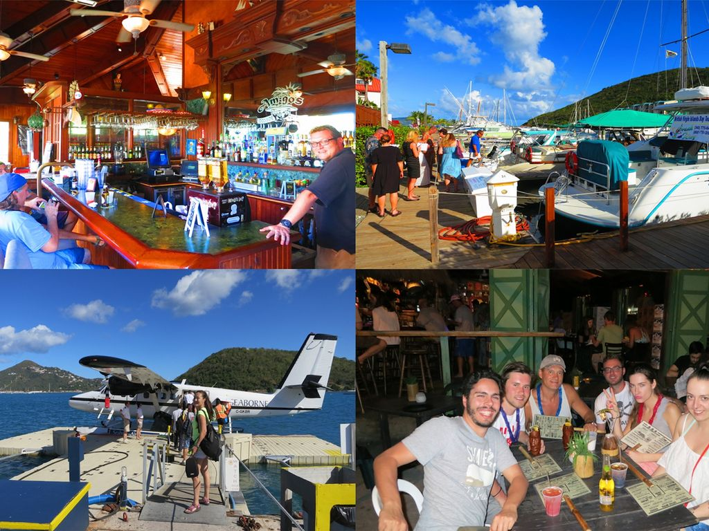 St. Thomas/Red Hook hotspots. You should also try to spend a day in paradise...