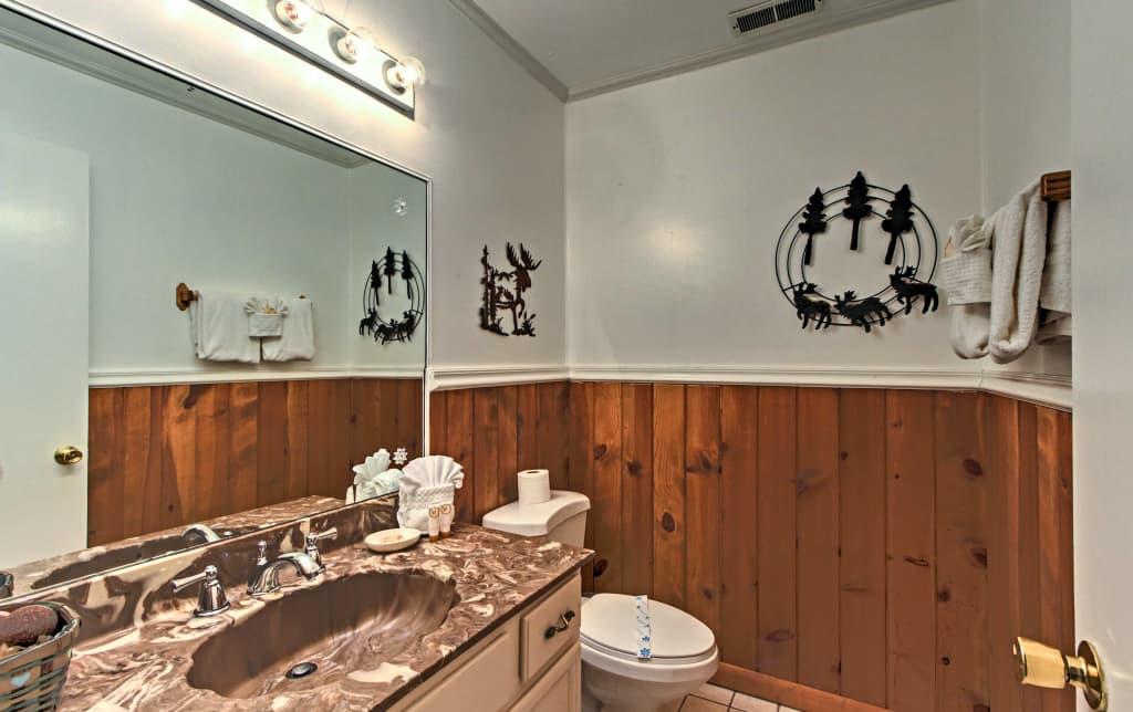 Powder Room (1/2 Bath)