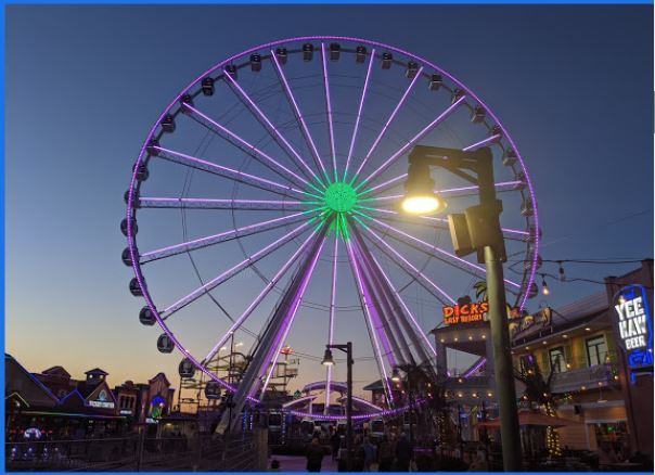 The Island Ferris Wheel