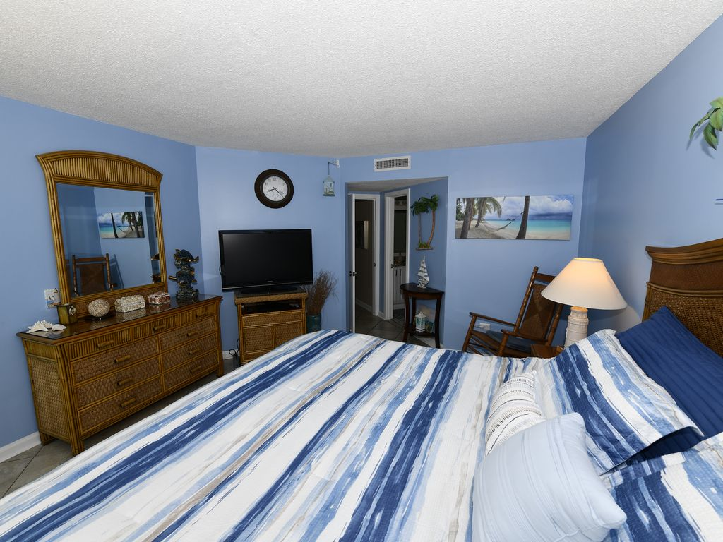 Master Bedroom, Just Like Being At Home