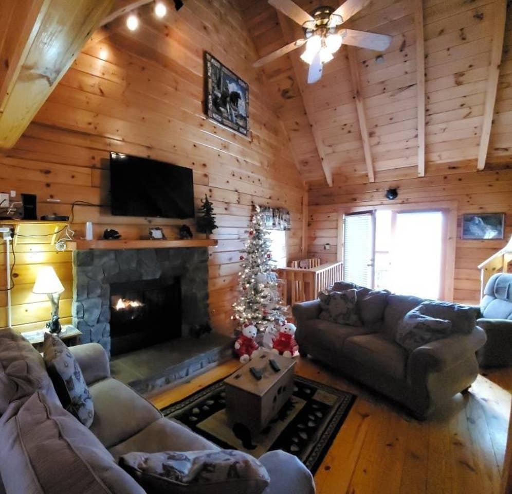 Livingroom on main floor.