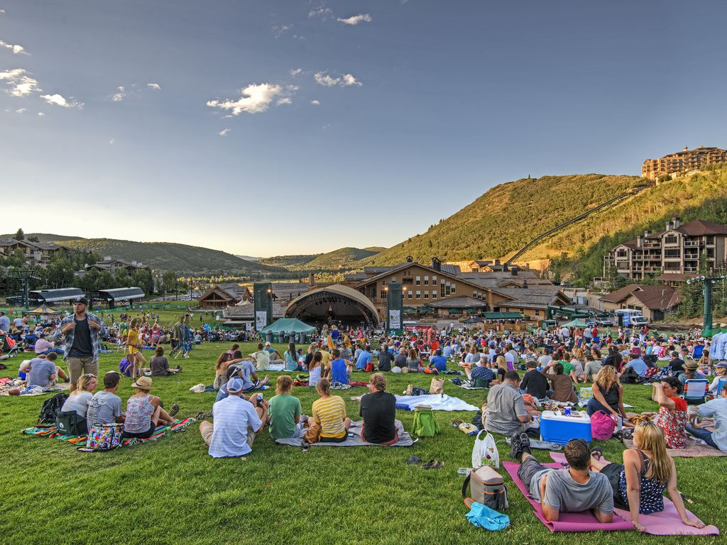 Concerts at Deer Valley