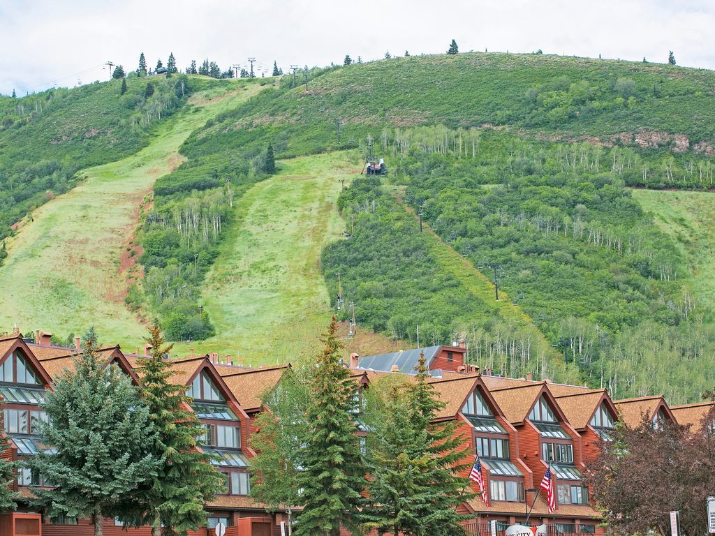 Summer Trails at Park City Mountain Resort-Vail