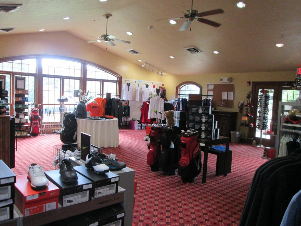 The Pro Shop. Golfing starts here.