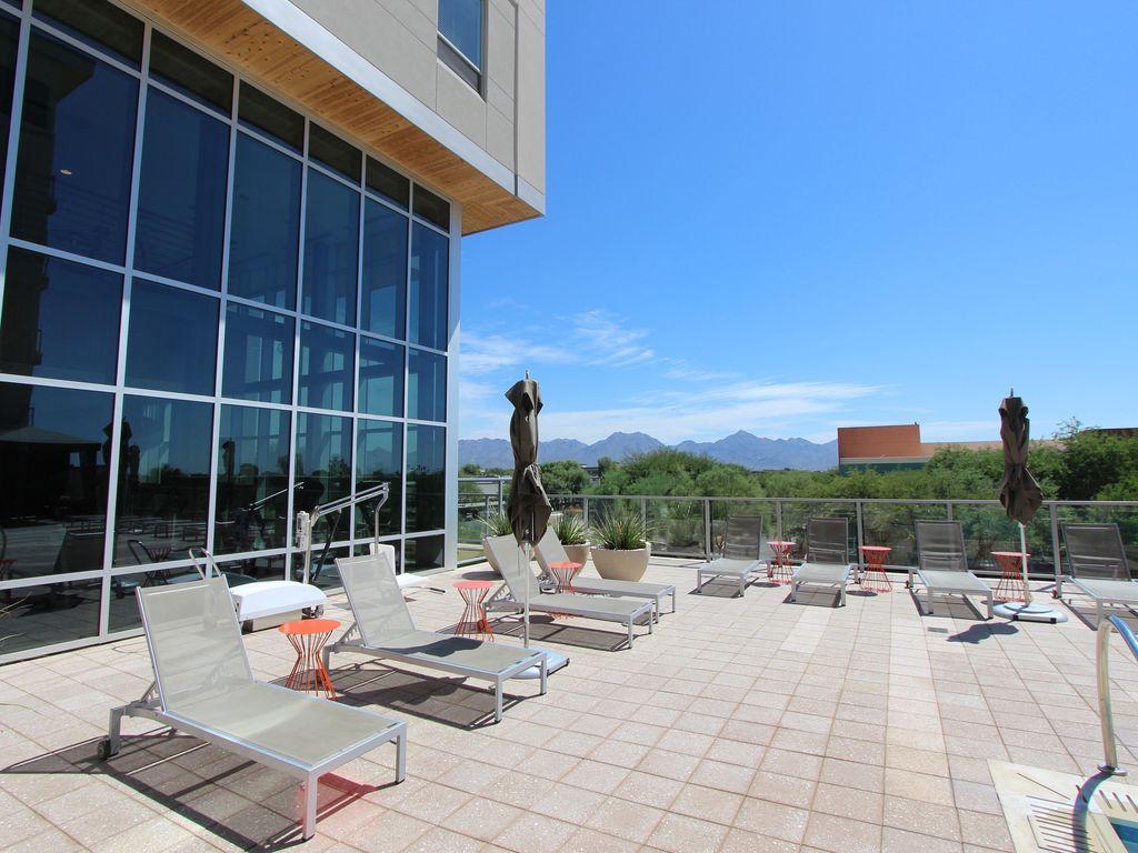 Always sunny in Scottsdale.