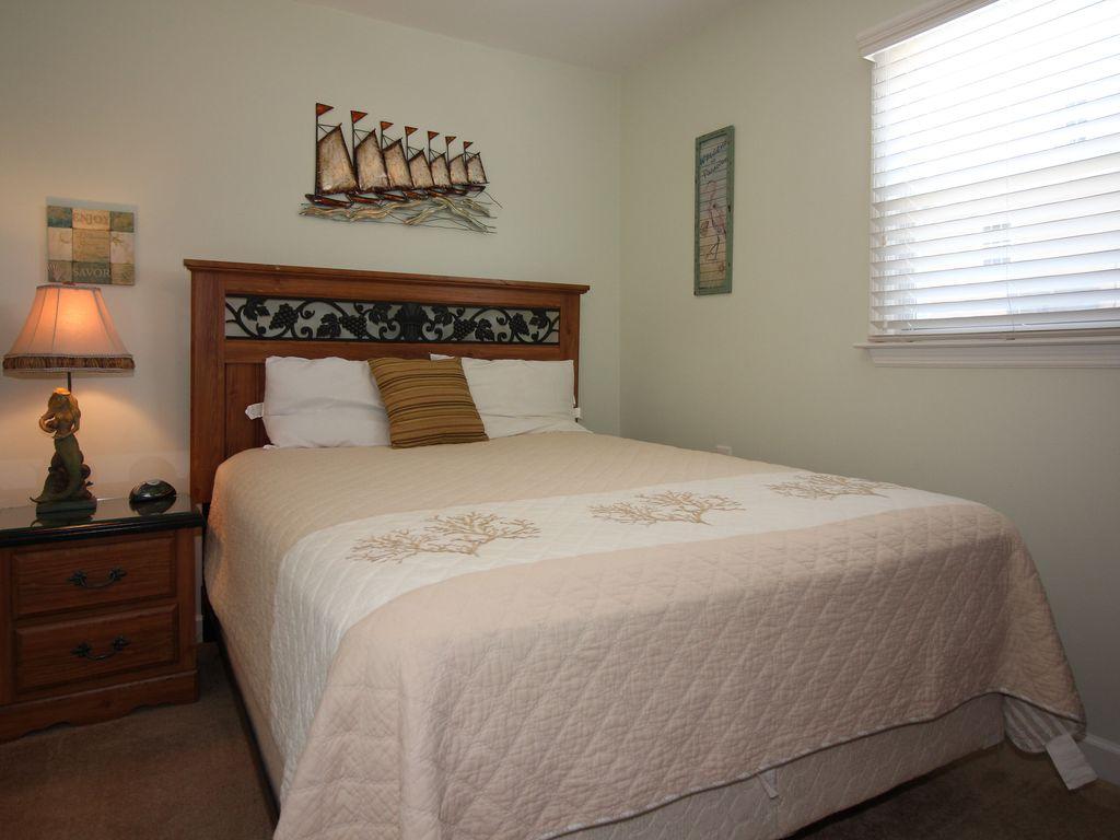 Front Patio Bedroom #2