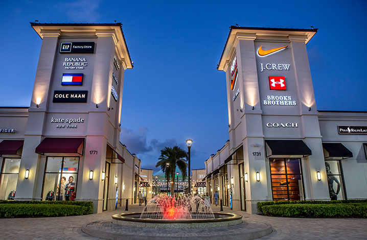 Palm Beach Outlet Mall