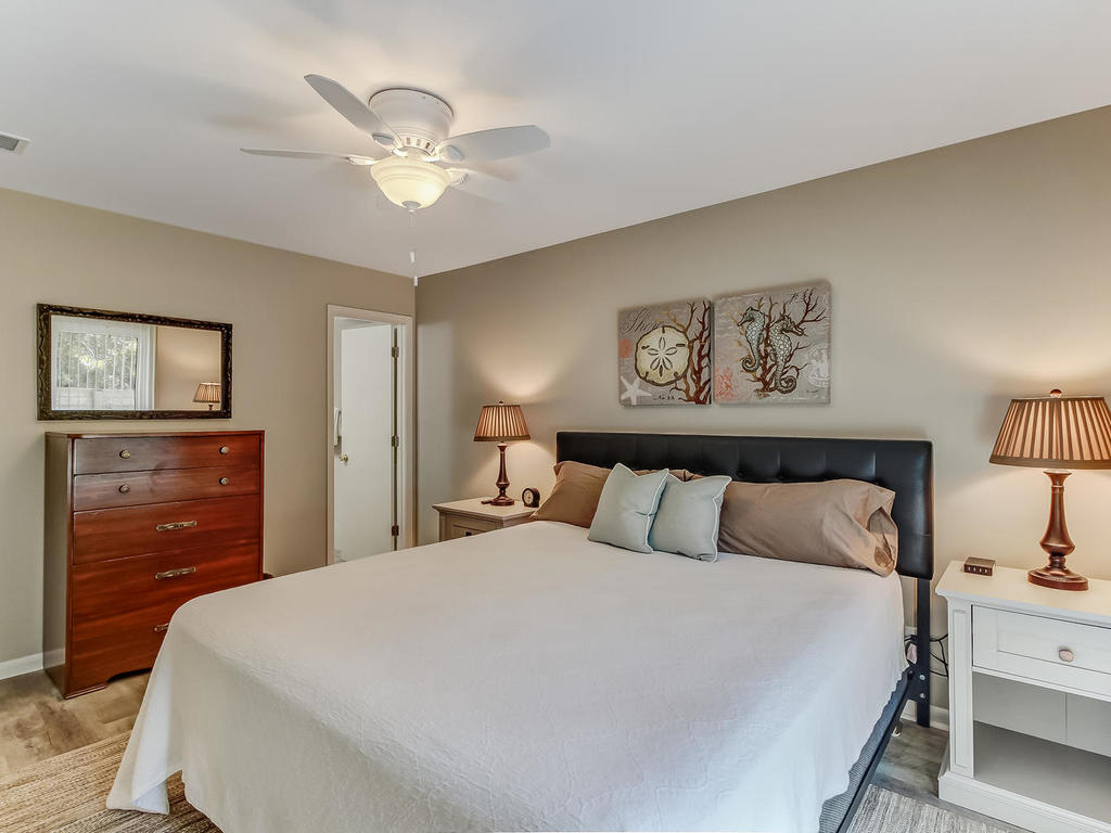 Master King Bedroom with Private Bath