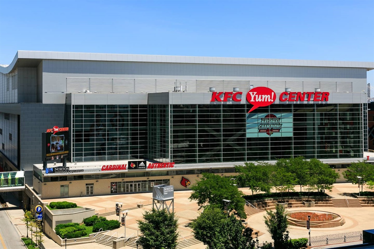 Walk to your event at the YUM center. It is only 5 blocks away!