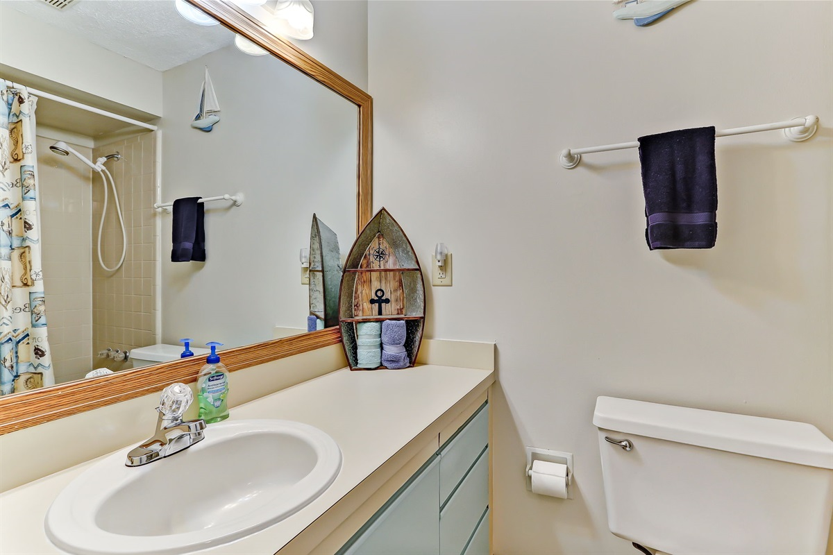 Full Hall Bathroom