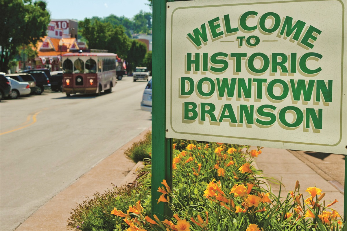 Enjoy downtown's quaint charm at a soda fountain or the five and dime! (BCVB)