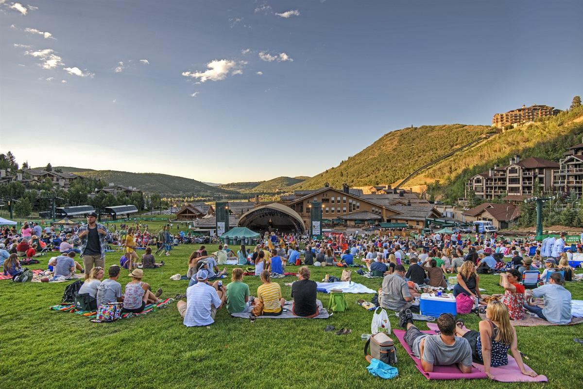 Concerts in Deer Valley