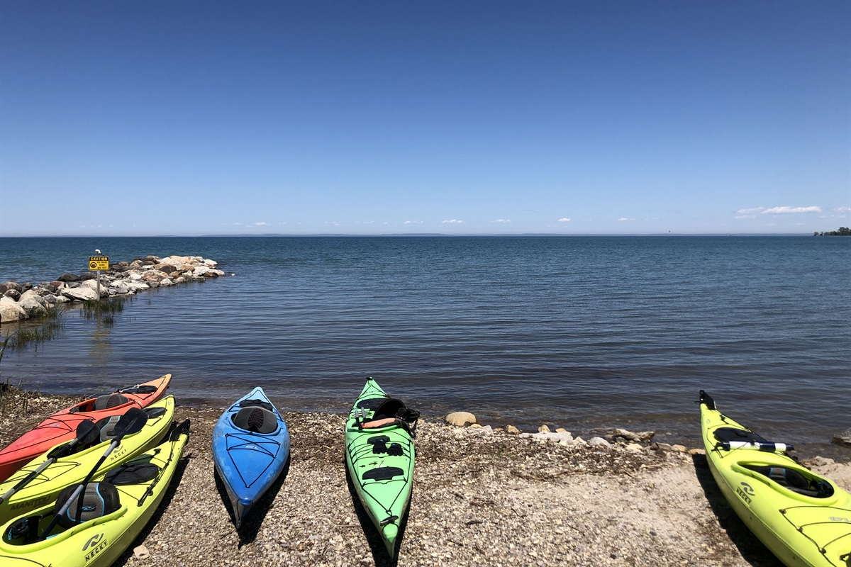 Northwinds Beach water sport