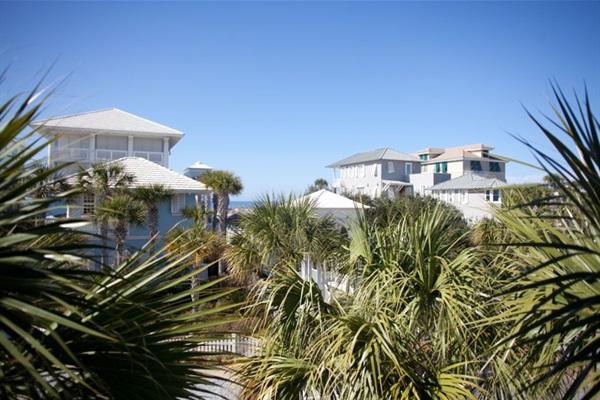 Beautiful Gulf view from 2nd Floor Balcony