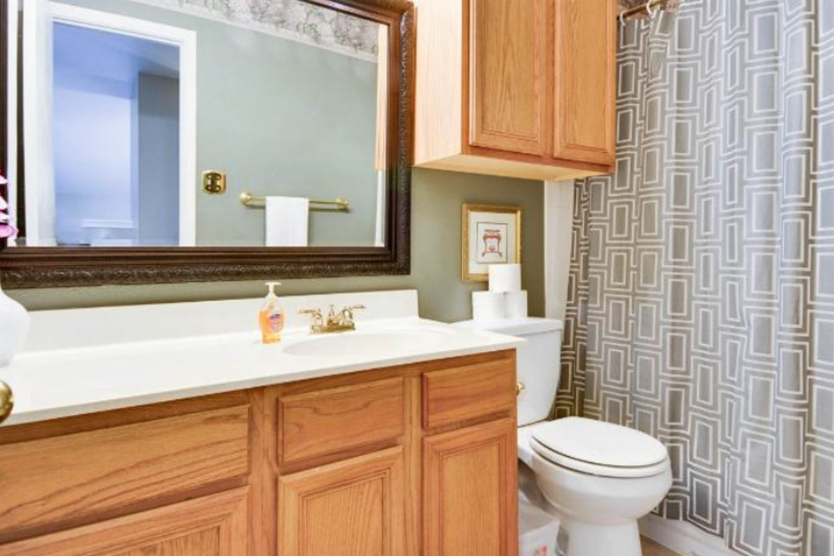Bathroom #2.