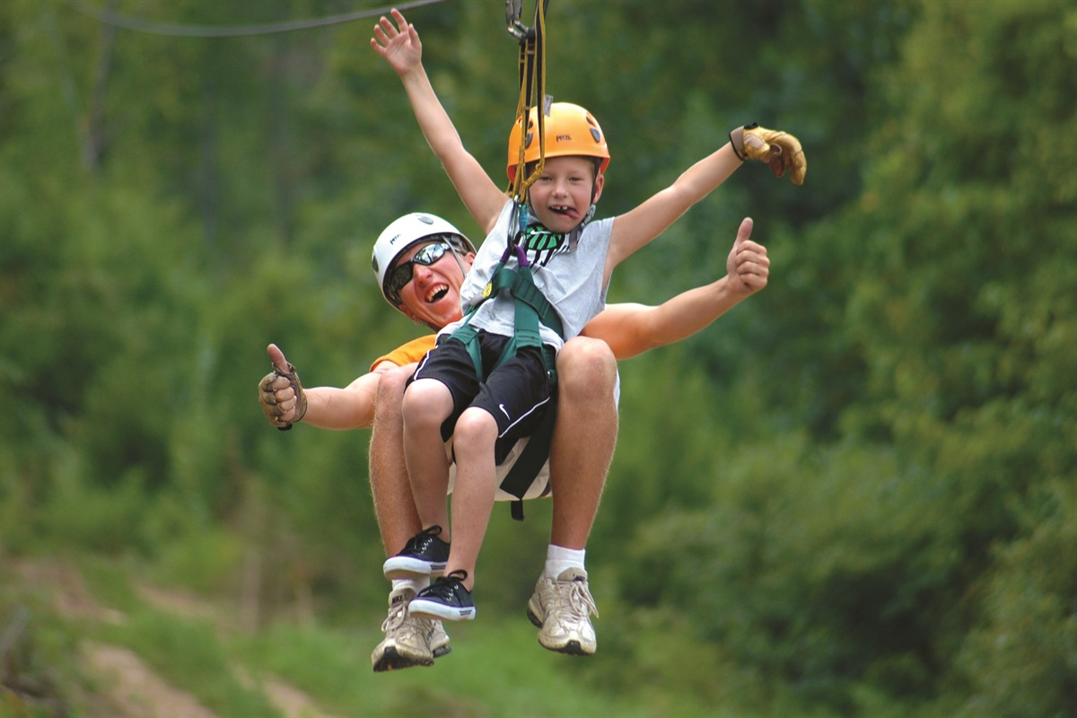 Adventure tourism is quickly becoming a top reason to visit Branson! (BCVB)
