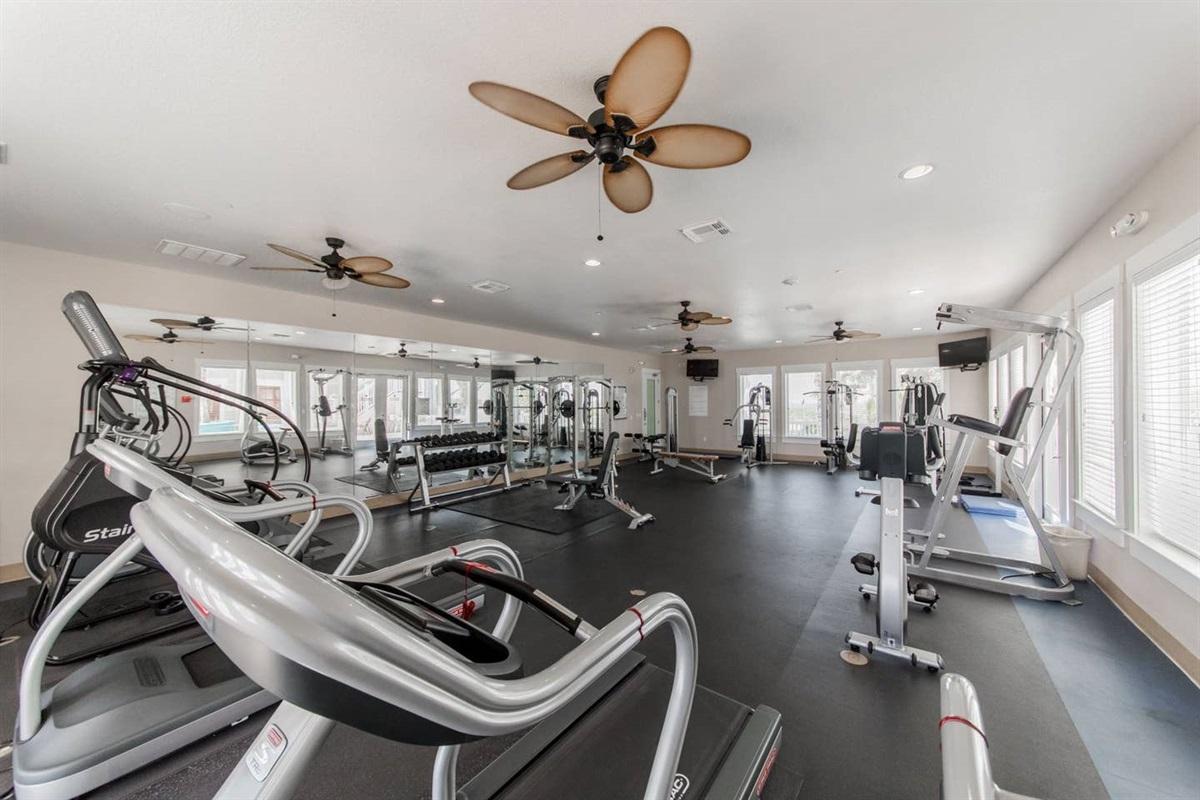 Pointe West Beach Club - Fitness Center
