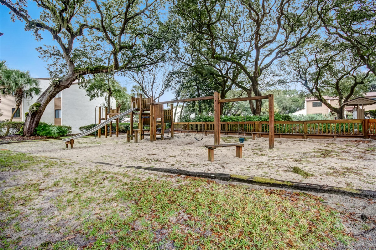 Playground on Property - Forest Ridge