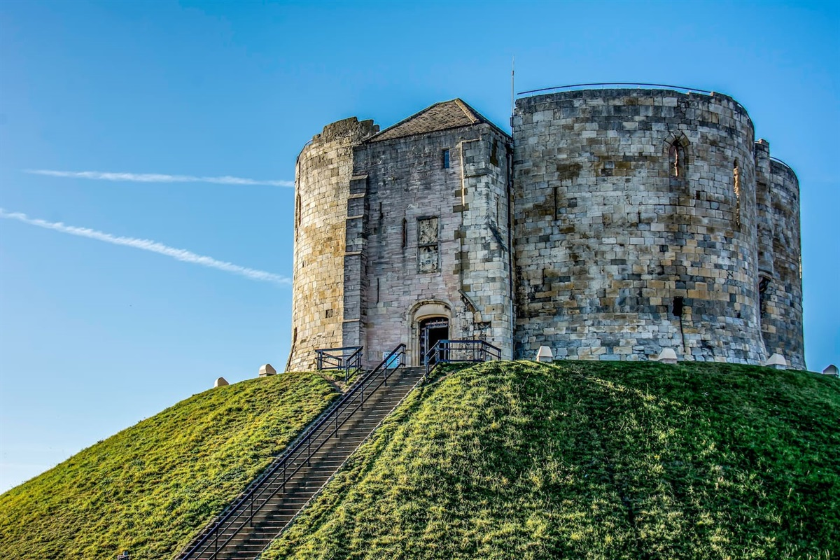 Clifford's Tower (photo by owner).