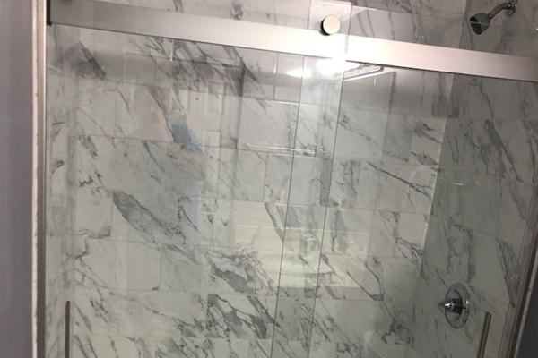 Master bedroom shower-New for 2020