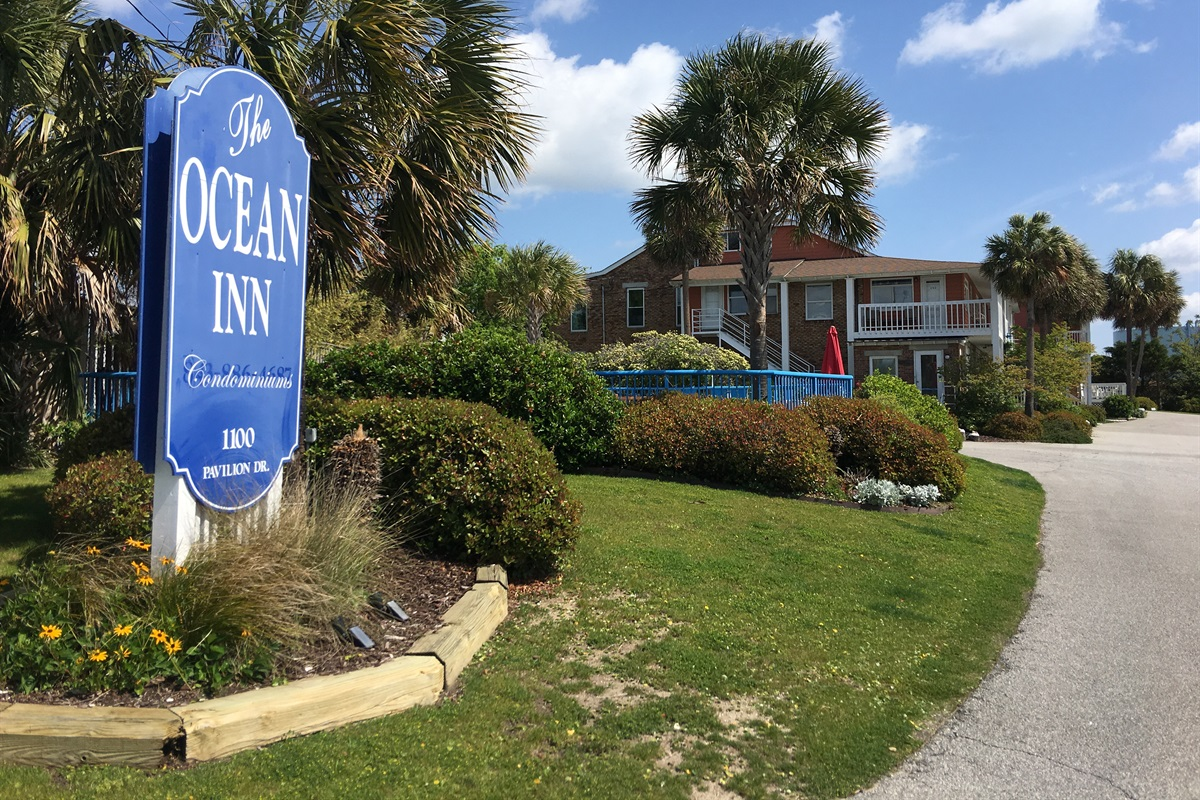 Welcome to The Ocean Inn, a favorite of IOP guests for many many years.