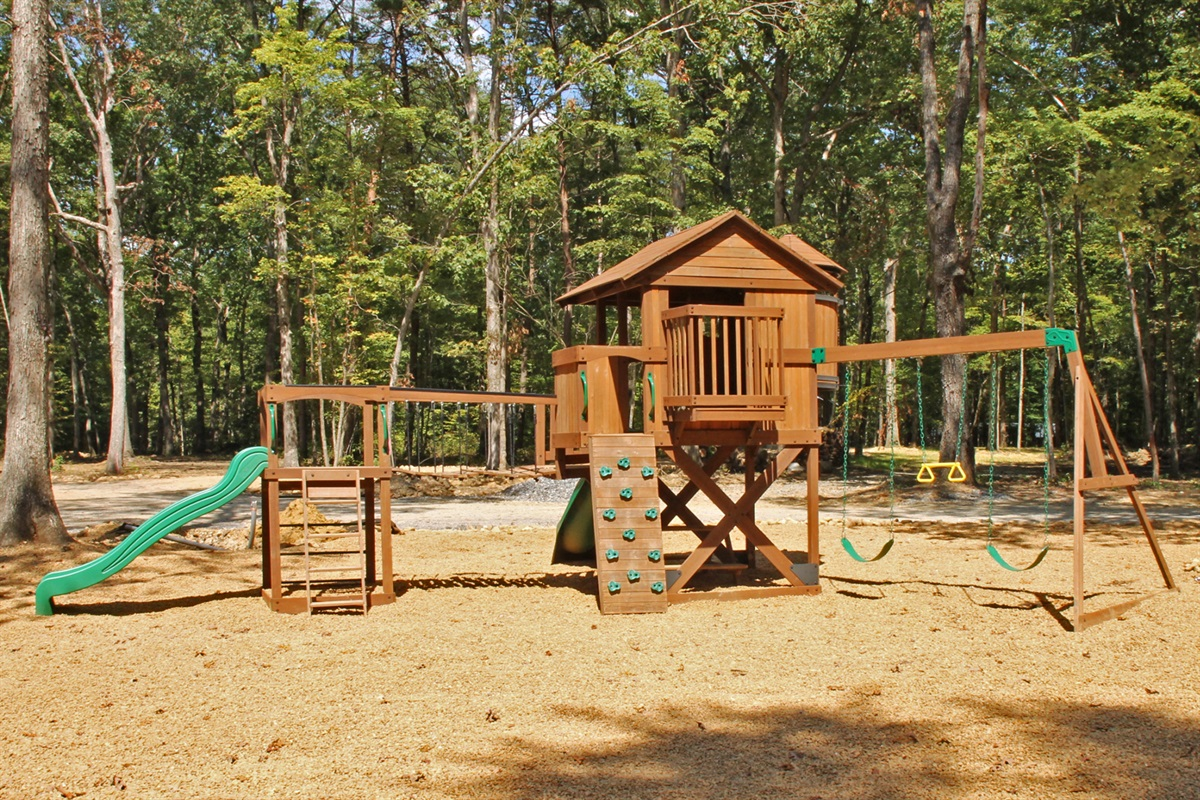 Community Playground for the kids