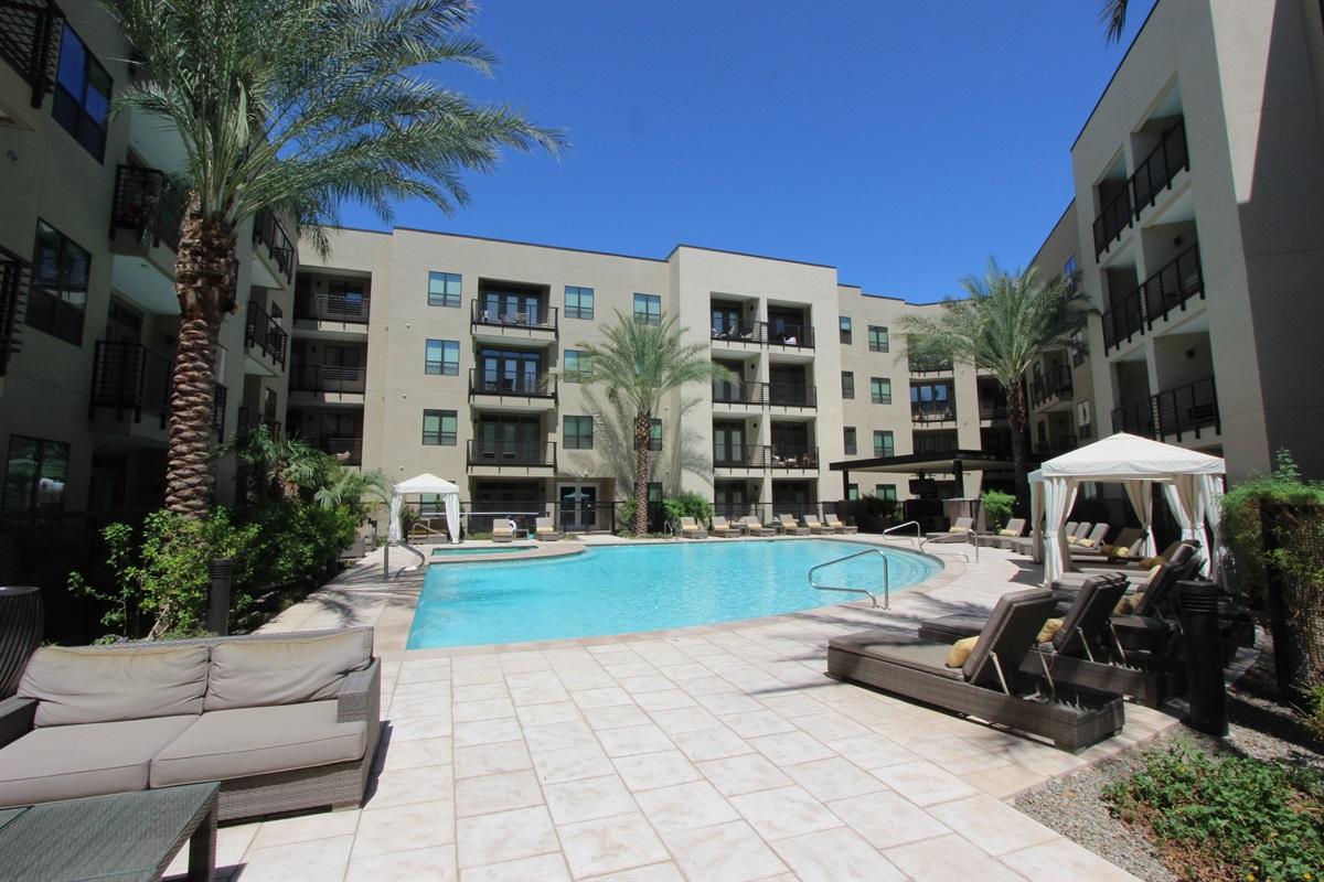 Heated Resort Style Pool