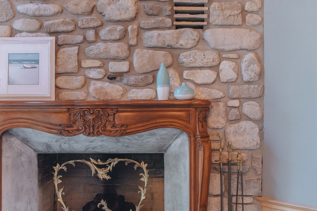 Master Suite #2 Fireplace