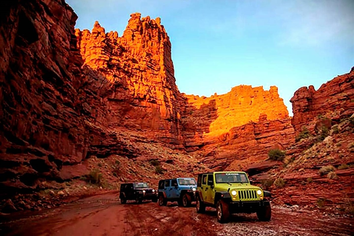 Moab Jeep Adventures