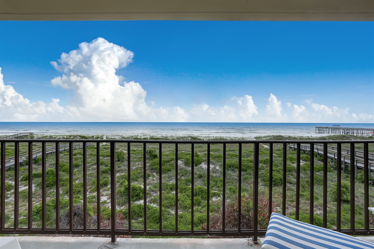 Your View from Living Room Balcony
