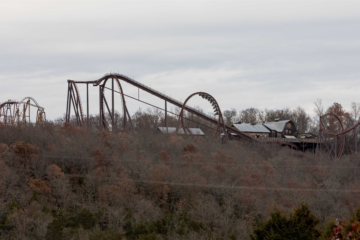 Savor the sounds of Silver Dollar City