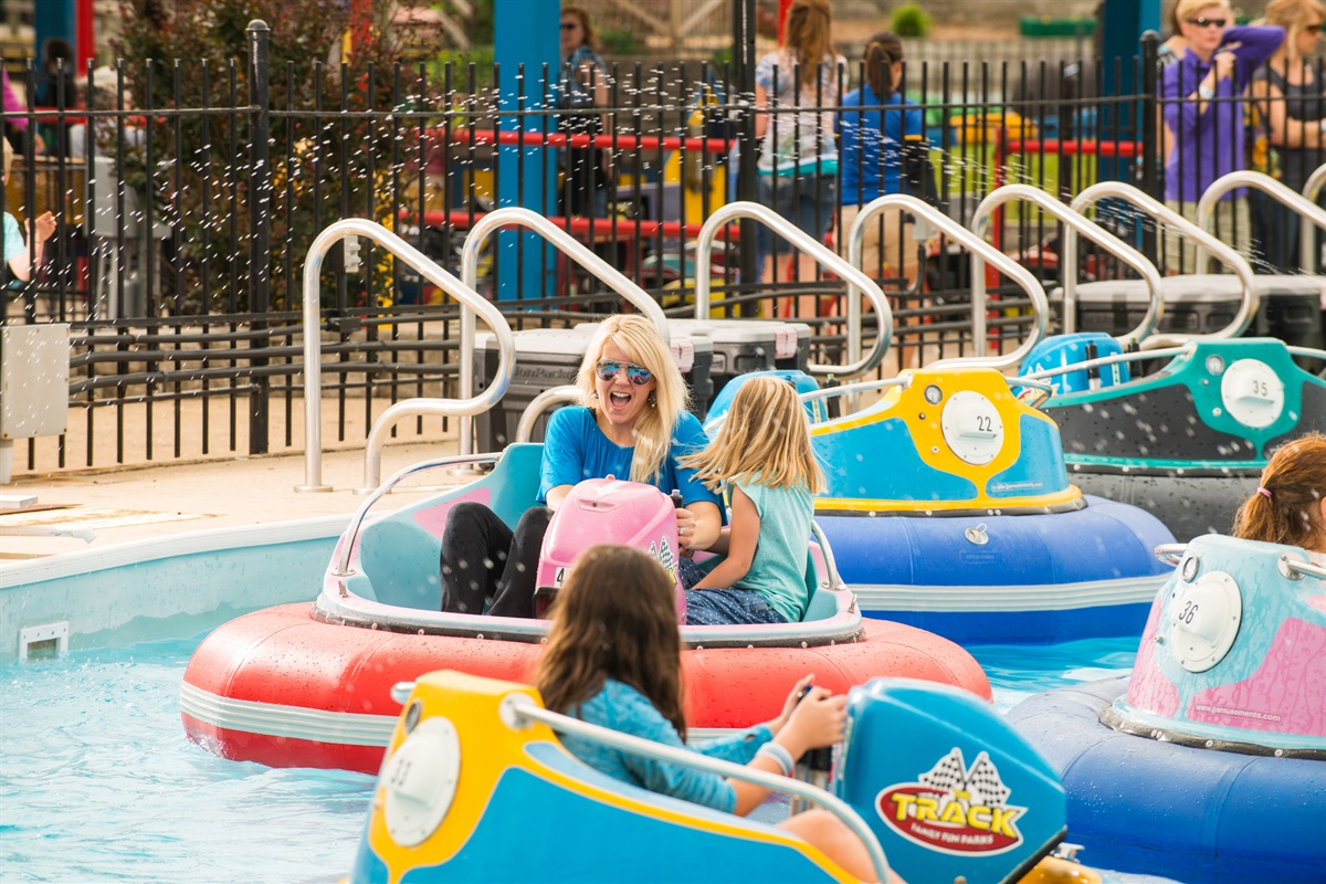 Stay cool with all of the fun activities Branson has! (BCVB)