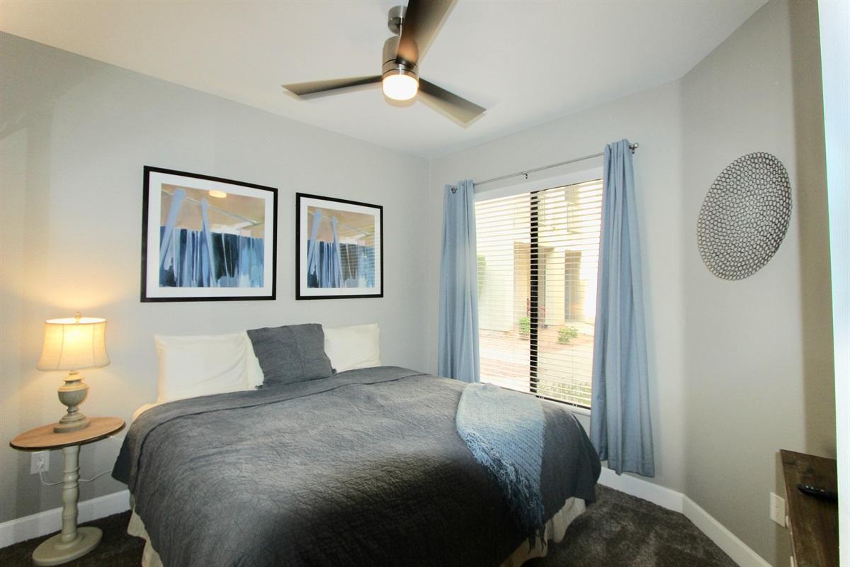 Bright Guest Bedroom.