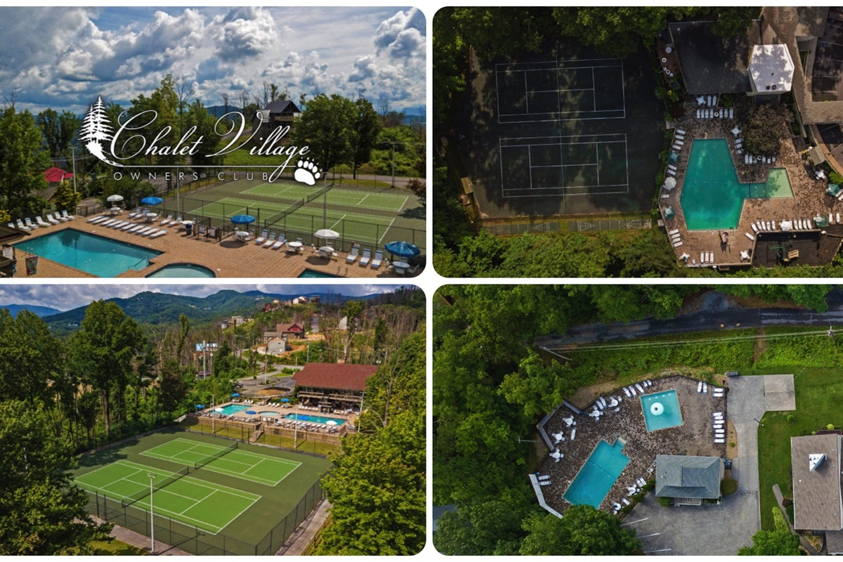 Chalet Village Owners Club Pools and facilities