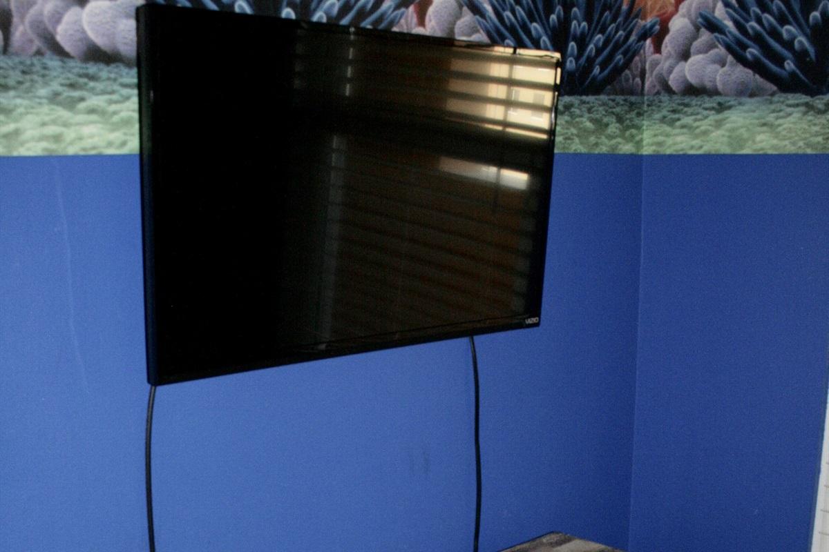 3rd Bedroom with Smart Tv
