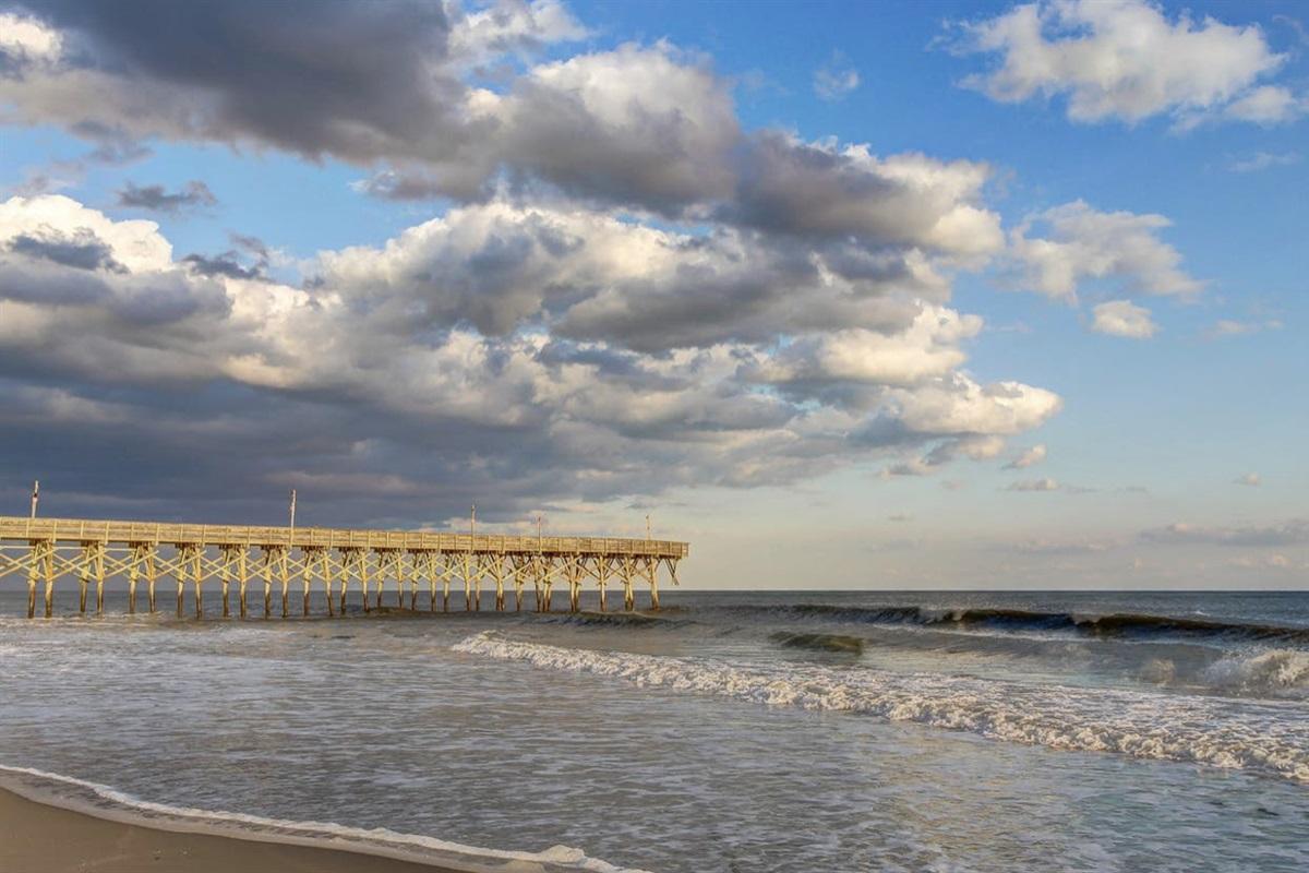 Take a Walk on a Pier