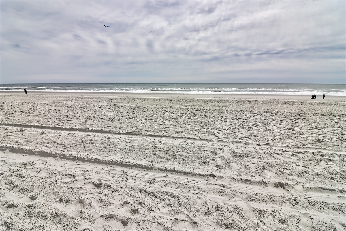Low Tide...