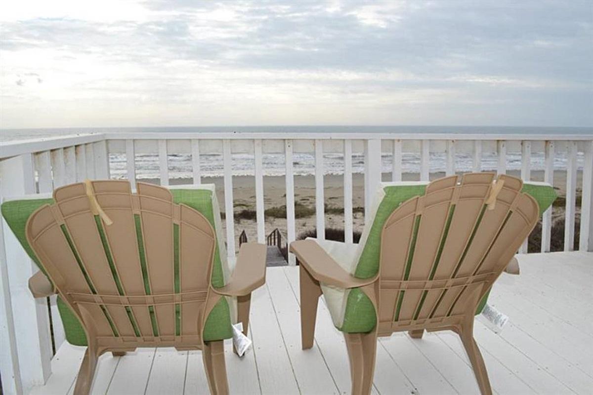 Summer Wind - Coastal Waves Vacations - Galveston Beachfront House in Indian Beach