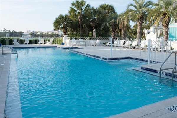 Lake Carillon Pool - Available for Guests - 1 of 3 Carillon Beach pools