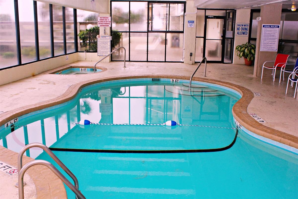 Indoor Pool View #2