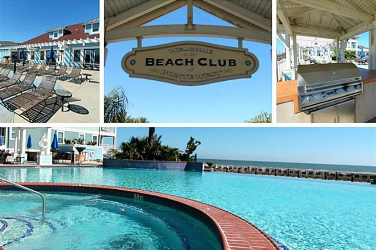 Pointe West Beach Club