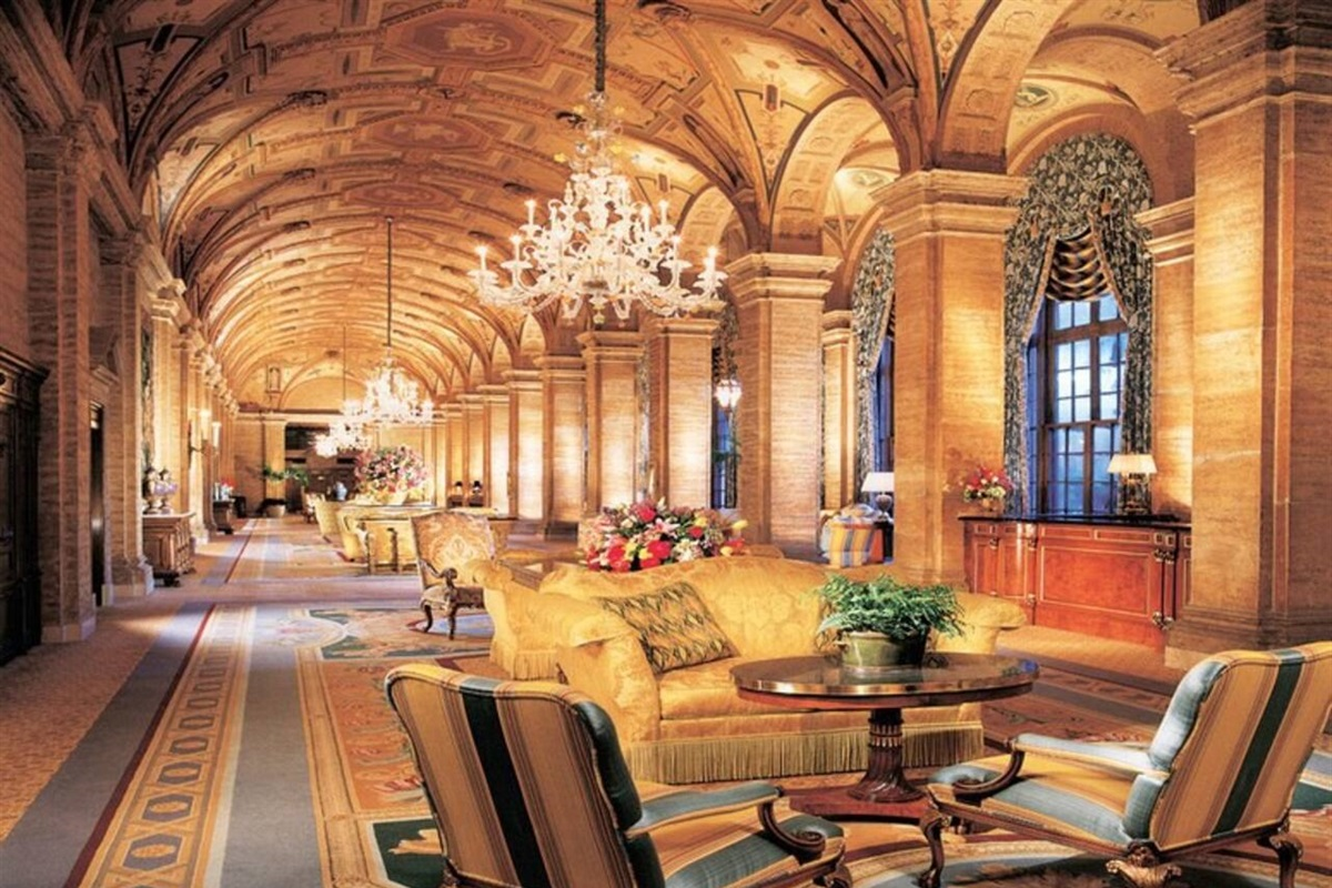 Have lunch and explore the Historic Breakers Hotel on Palm Beach