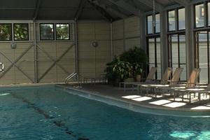 Indoor Sky Pool
