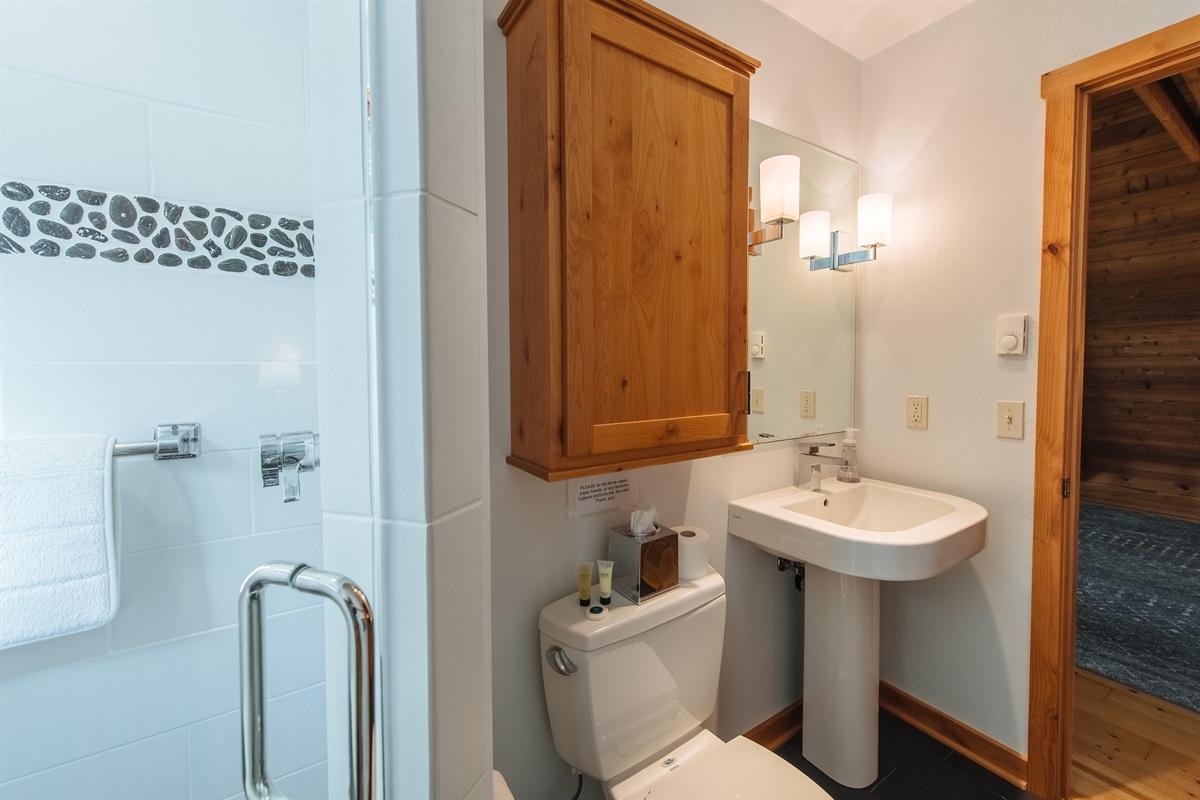 Master Bath/Loft
