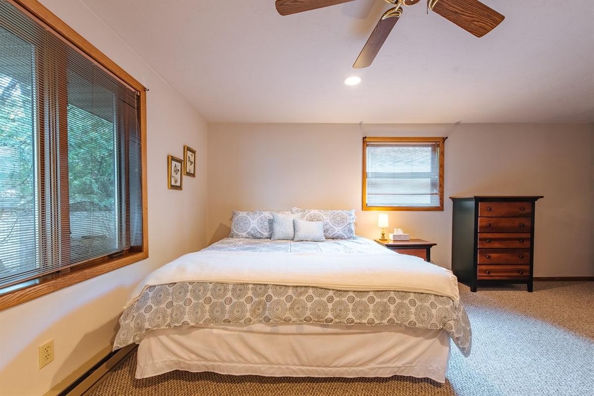 Bedroom #2 - King