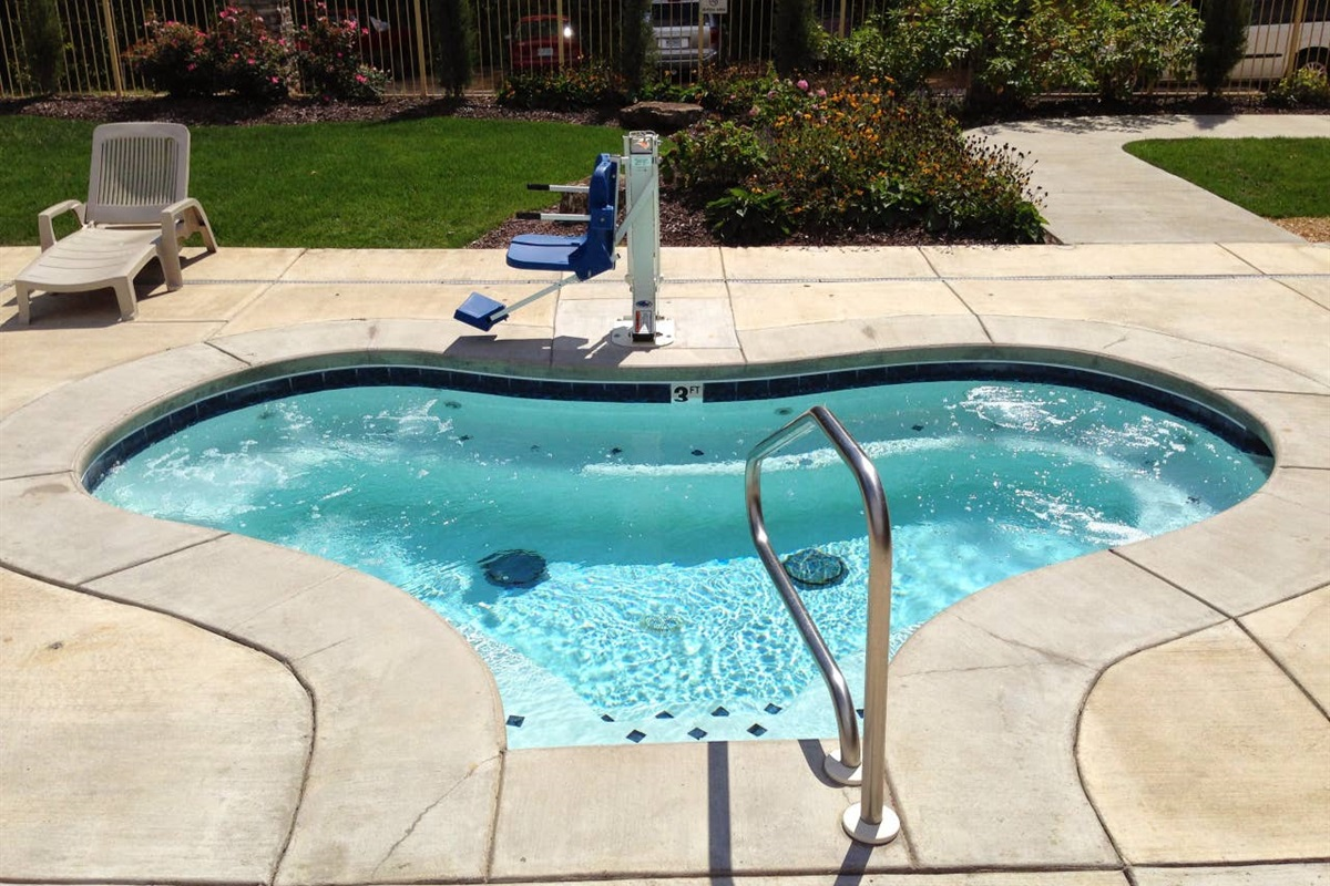 Onsite Hot Tub